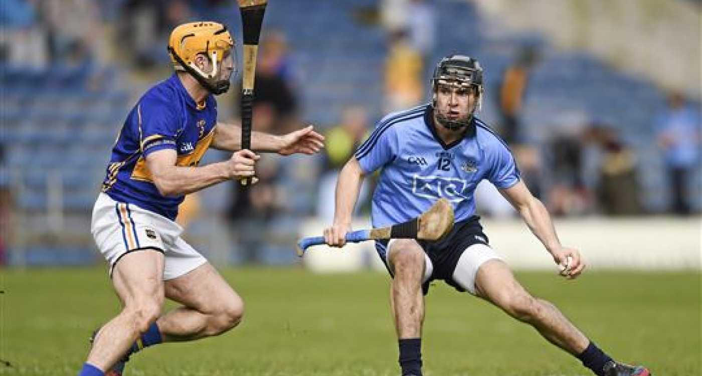 Dubs and Tipp to meet for tenth time in SHC action