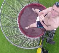DubsTV - DUNK TANK 1/4 Final: Team Bastick Vs Team Cluxton