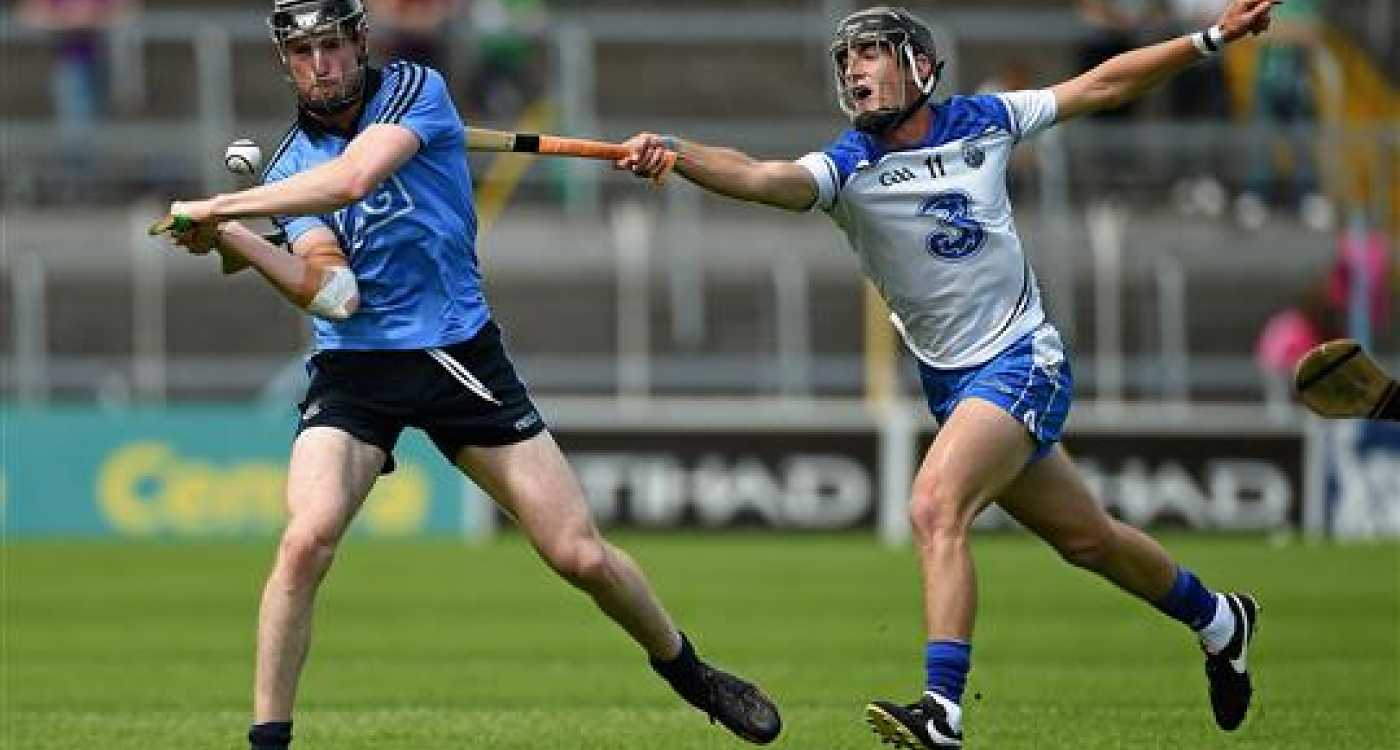 Minor hurlers edged out by Waterford