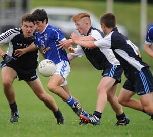 Cavan topple U16 footballers in Gerry Reilly Final