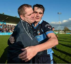 It's absolutely magic to reach final: Jude's manager Seán Fallon