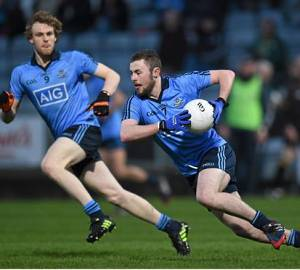Jack McCaffrey to start O'Byrne Cup final against Lilies