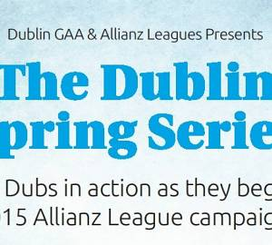 Dublin Spring Series Ticket Information