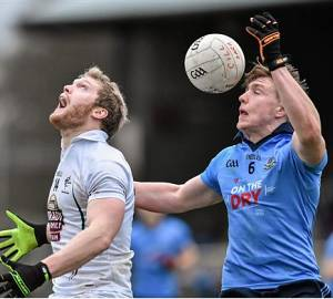 Rock to lead Dubs attack against Cork
