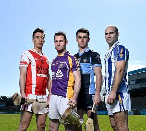 2016 Adult Club Hurling League/Cup & Minor League Fixtures