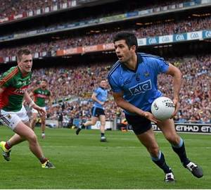 Senior footballers unchanged for trip to Mayo
