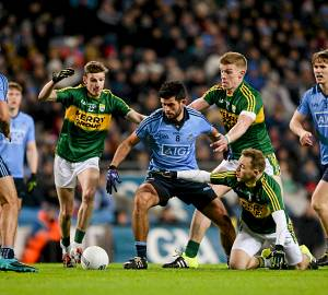 Cian O'Sullivan highlights role of defensive unit in Team Dublin