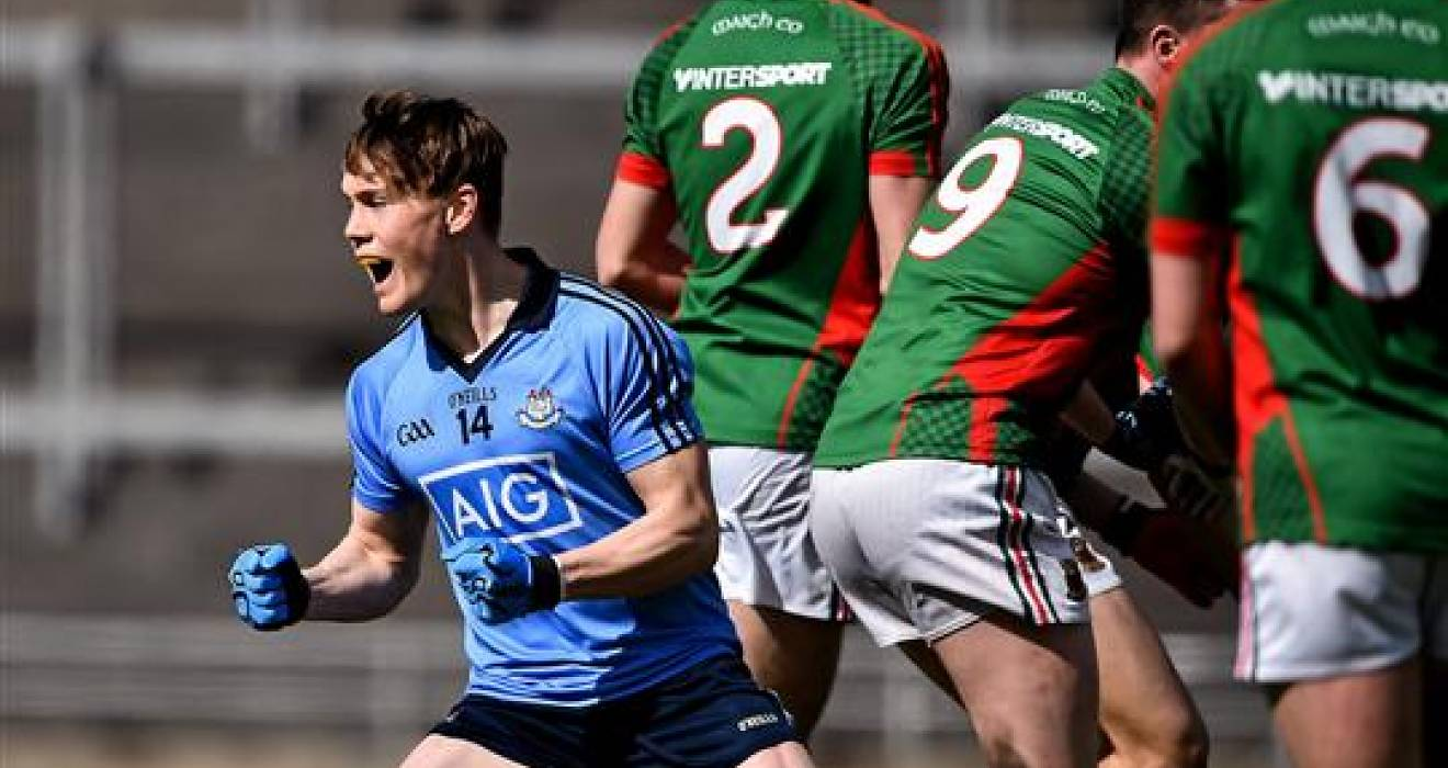 U21 footballers suffer bitter defeat in All-Ireland semi-final