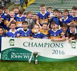 Castleknock crowned Feile Peil na nOg Division 1 champions