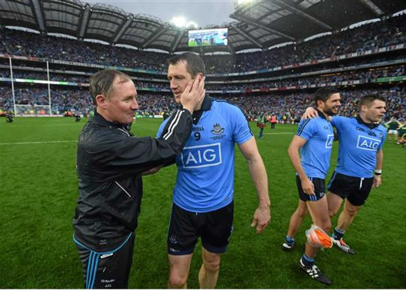 This one will go to the wire: Jim Gavin