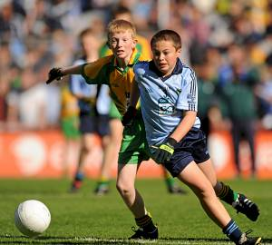 Dublin GAA Juveniles Monday August 29th