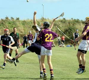 Action packed weekend for hurling development squads