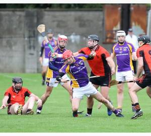 Crokes power their way past St John's