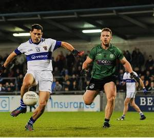 Vincent's hold off Lucan in tight finish