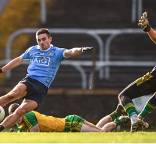 Senior footballers draw against Donegal