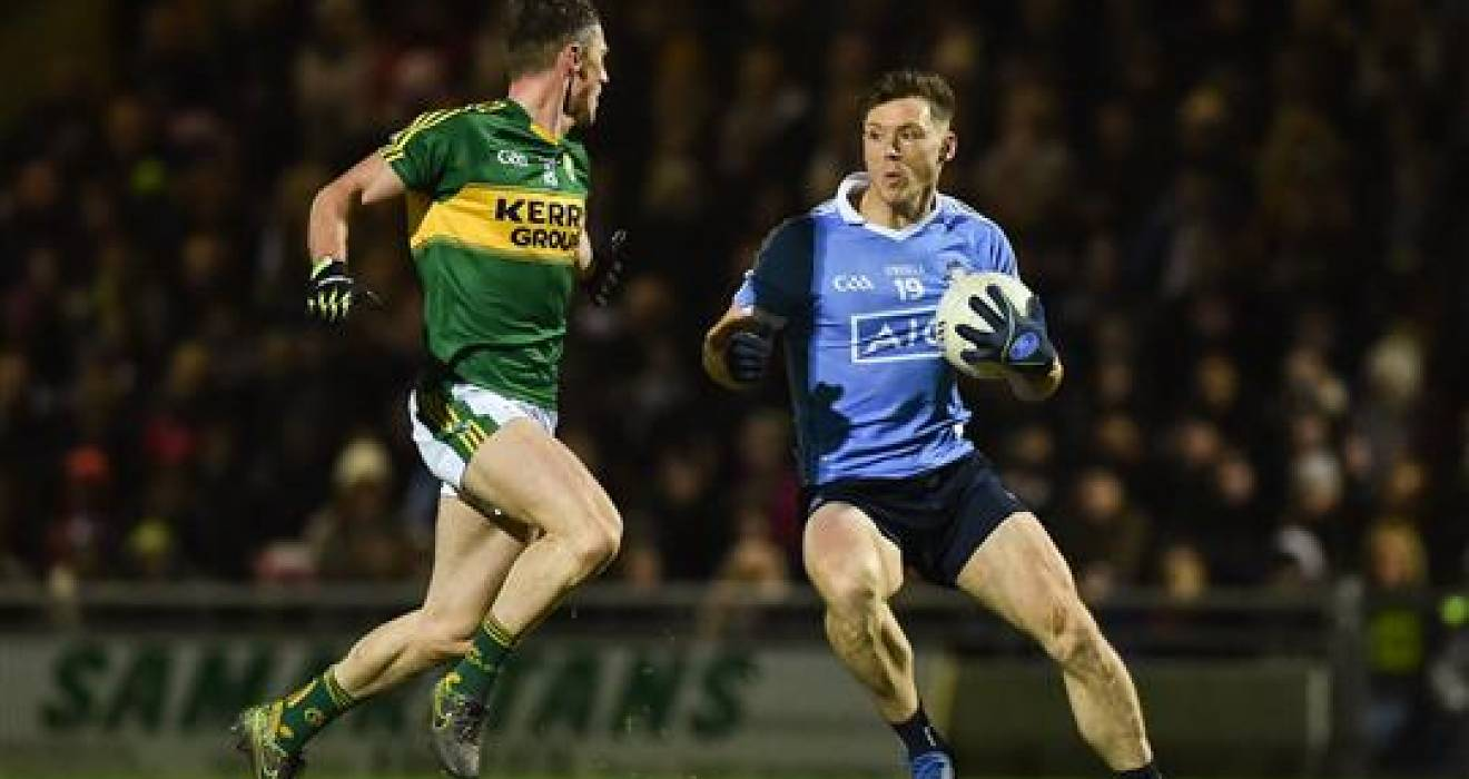 Senior footballers show true grit to earn draw with Kerry