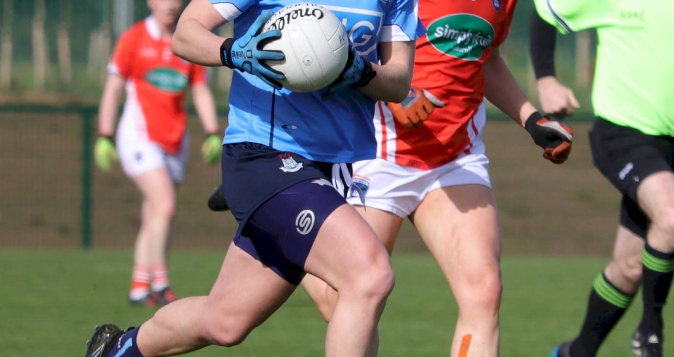 Jackies outclassed by Armagh