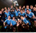 U21 footballers crowned Leinster champions
