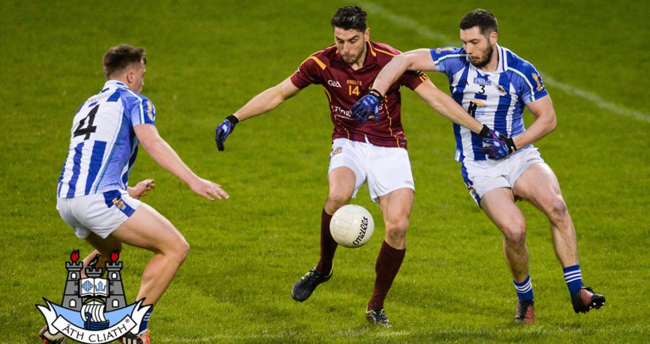 Bernard Brogan leads Plunkett's to victory over Boden: SFC round-up (Thursday)