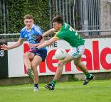 Minor footballers make two changes