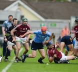 Senior hurlers over-powered by Galway