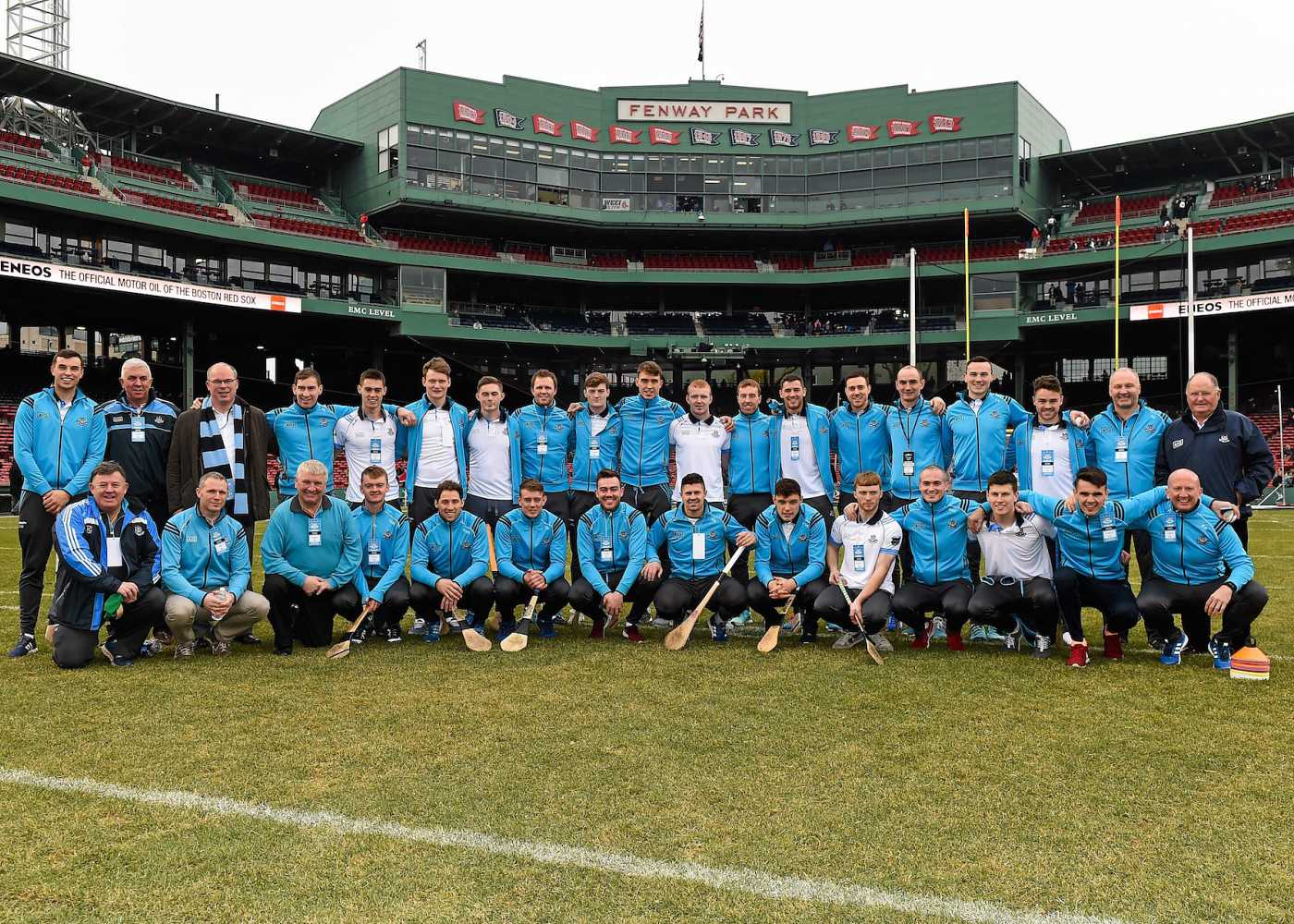 Double-header announced for the second AIG Fenway Hurling Classic and Irish Festival