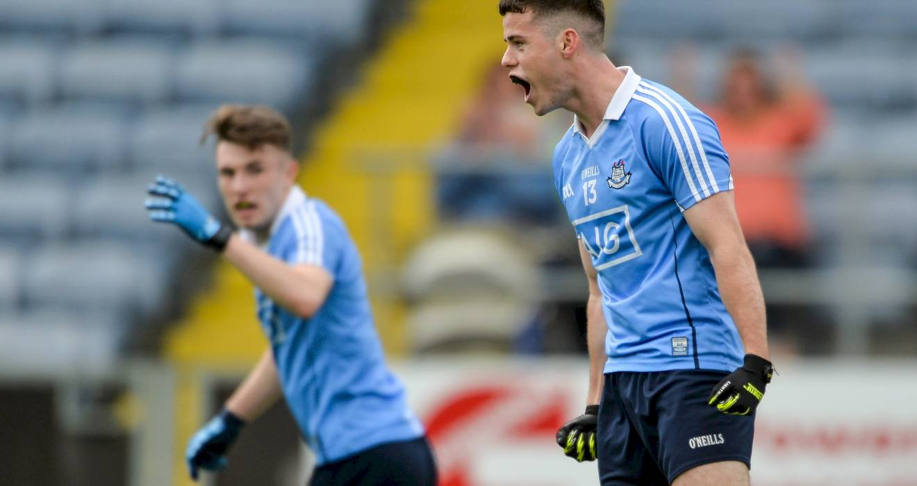 Minor footballers through to All-Ireland semi-final