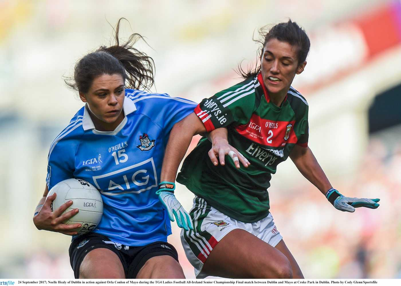 Jackies crowned All-Ireland senior champions