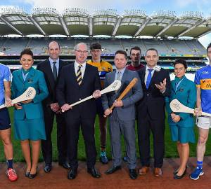 AIG Insurance launch Fenway Hurling Classic and Irish Festival