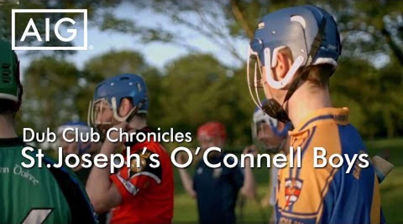 AIG Dub Club Chronicles - Ep. 4 - St. Joseph's O'Connell Boys