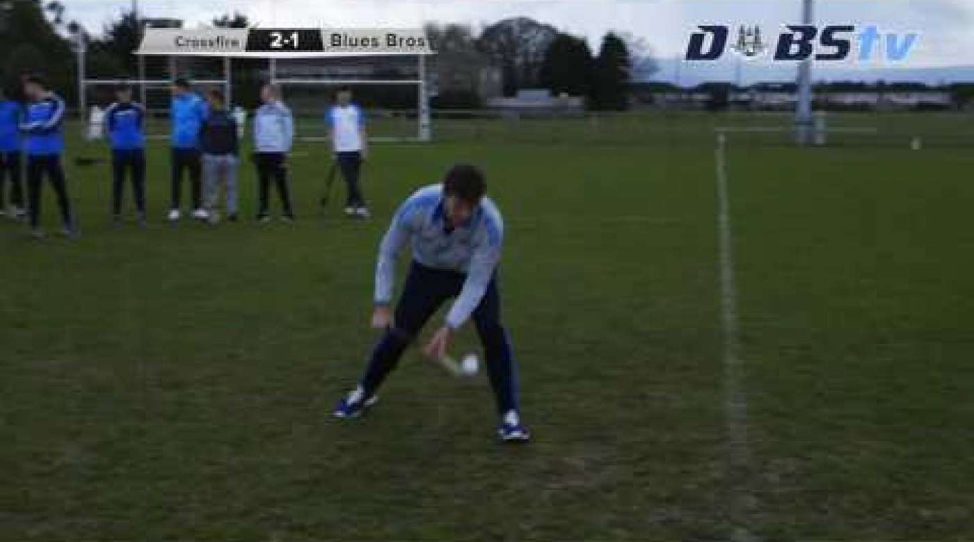Dublin Hurlers Penalty Shootout - Round 1 - Heat 3