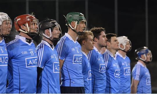 Dublin v Carlow - Bord na Mona Walsh Cup Group 3 Round 1