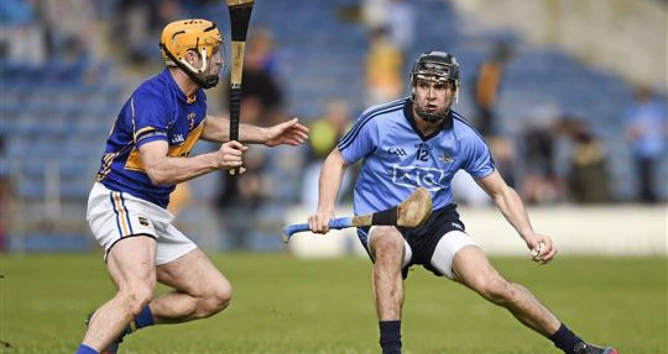 O Riain Broin points the way for Jude's