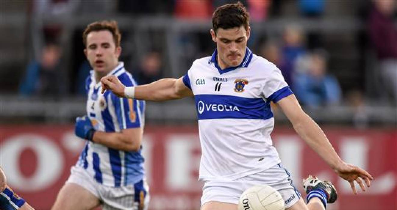 Connolly's class steers Vincent's into SFC decider