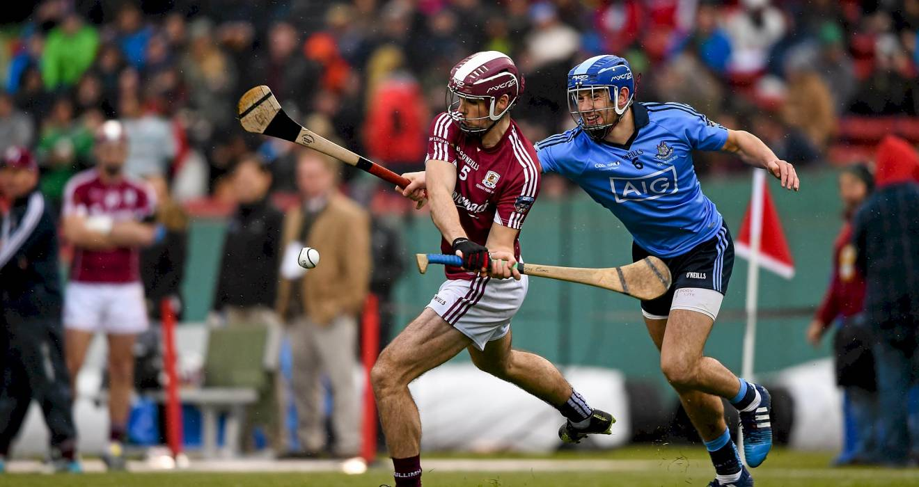 Galway edge out Dubs in AIG Fenway Classic