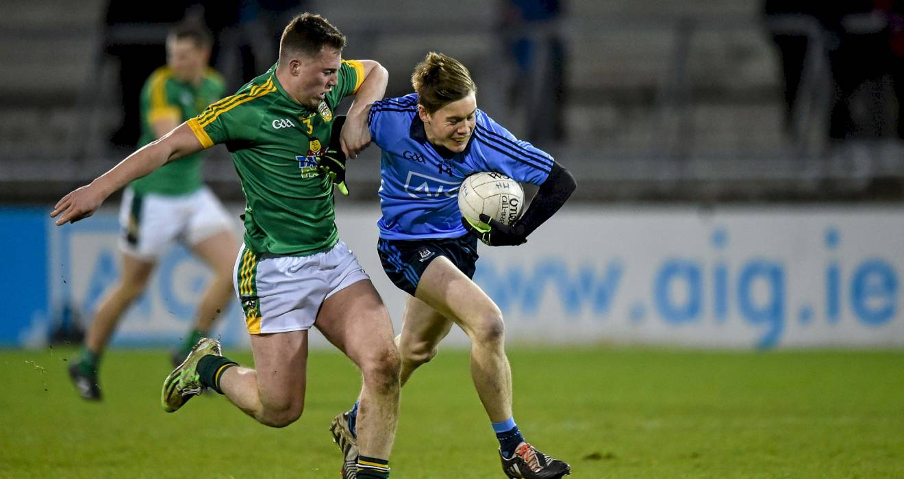Con O'Callaghan-inspired U21s progress to Leinster semi-final