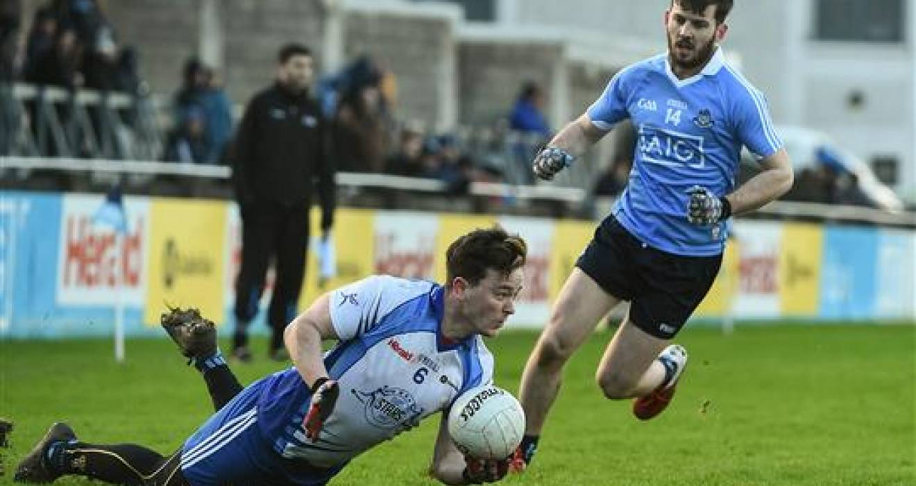 McHugh hits late winner for Gavin's selection