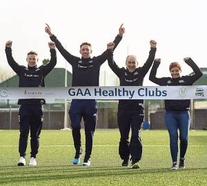 GAA Healthy Club Roadshow - 11th March Croke Park