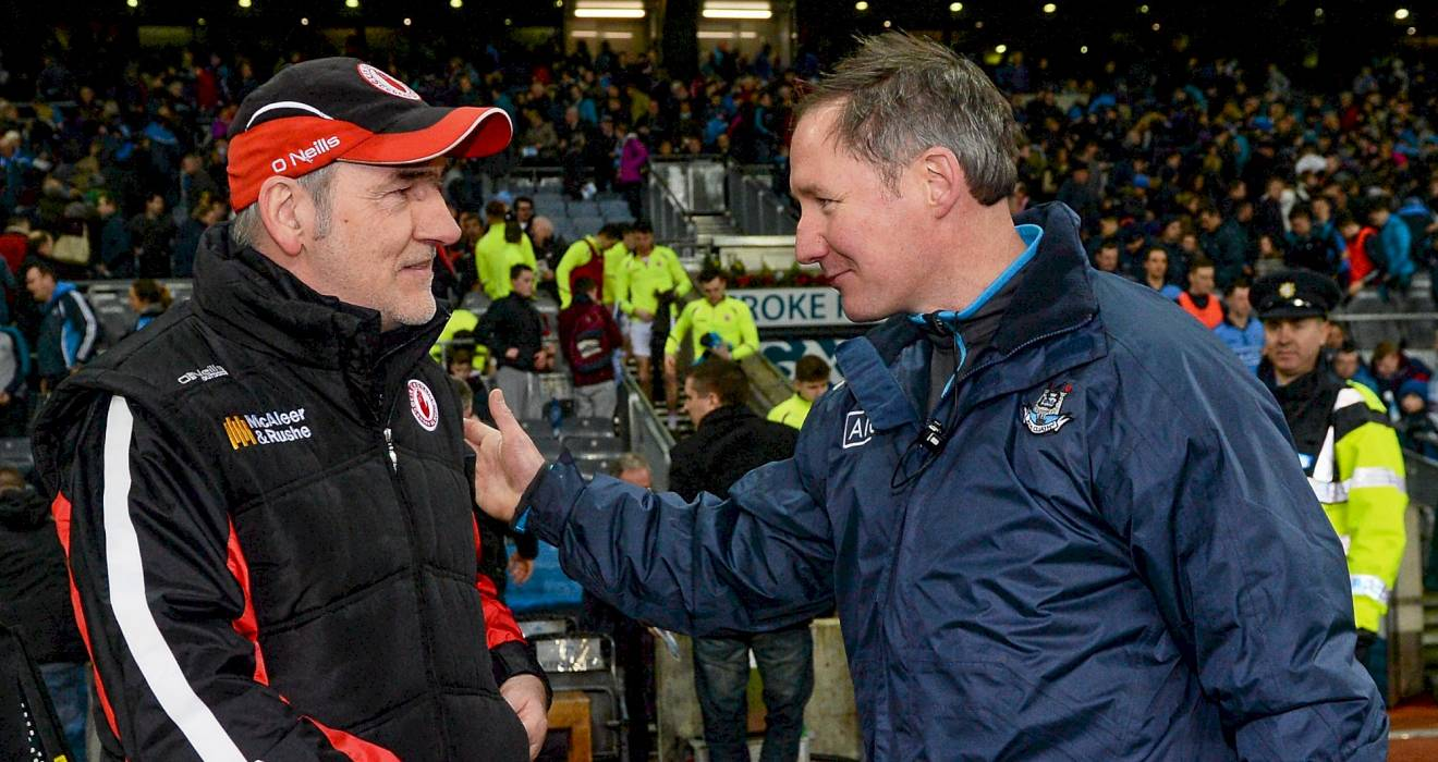 We've a full squad to pick from: Jim Gavin