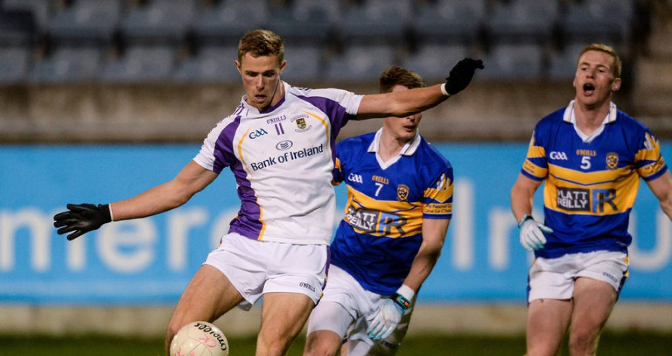 Crokes edge out Castleknock in SFC quarter-final
