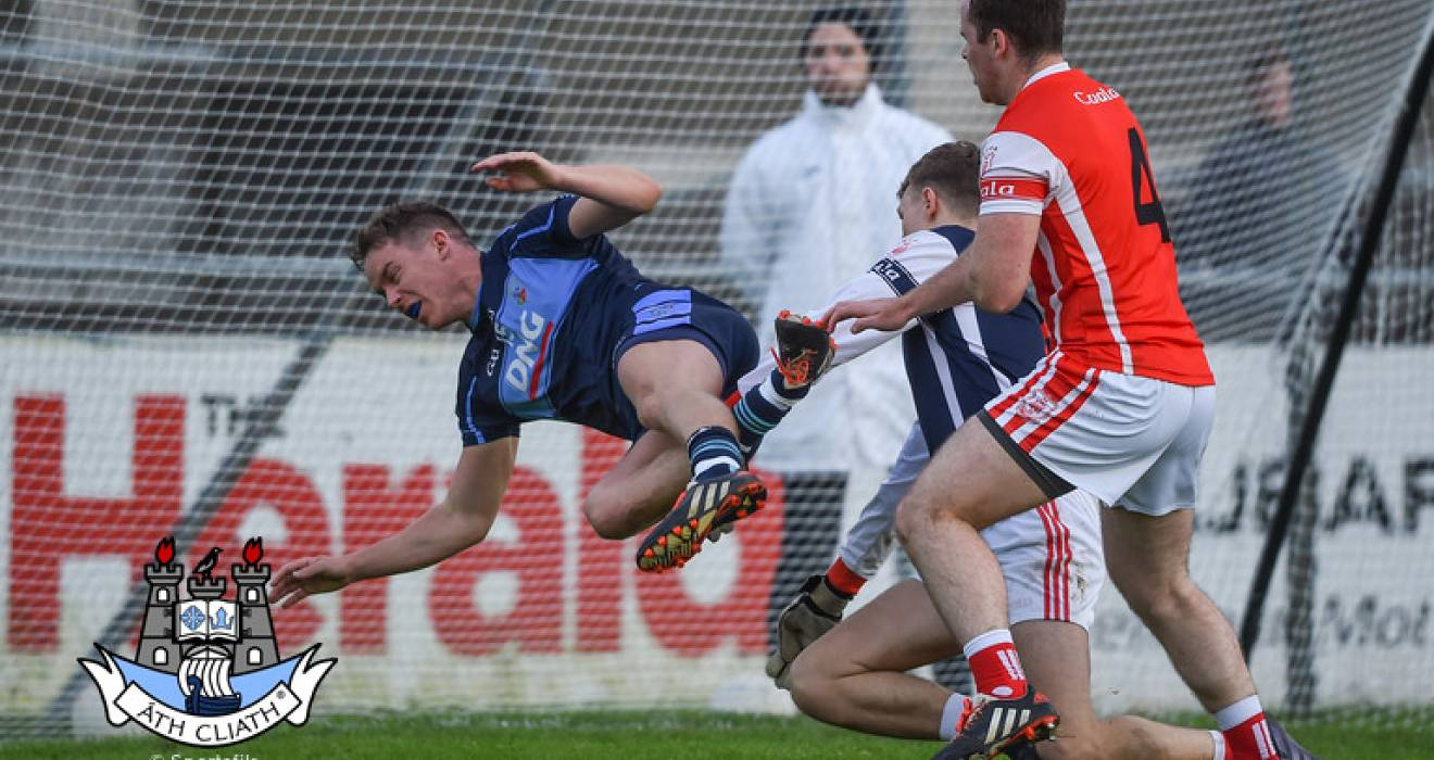 Jubilant Jude's see off challenge of Cuala