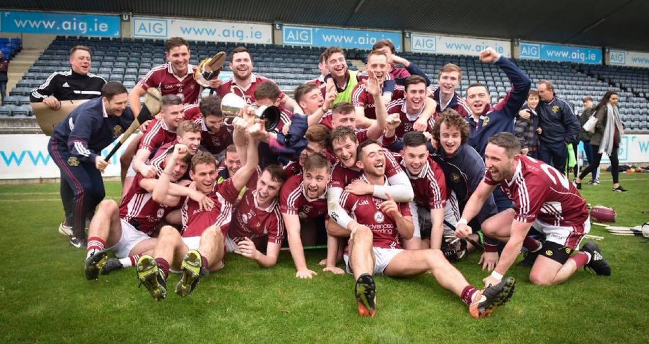 Smyth hits late winner for Raheny in SHC 'B' decider
