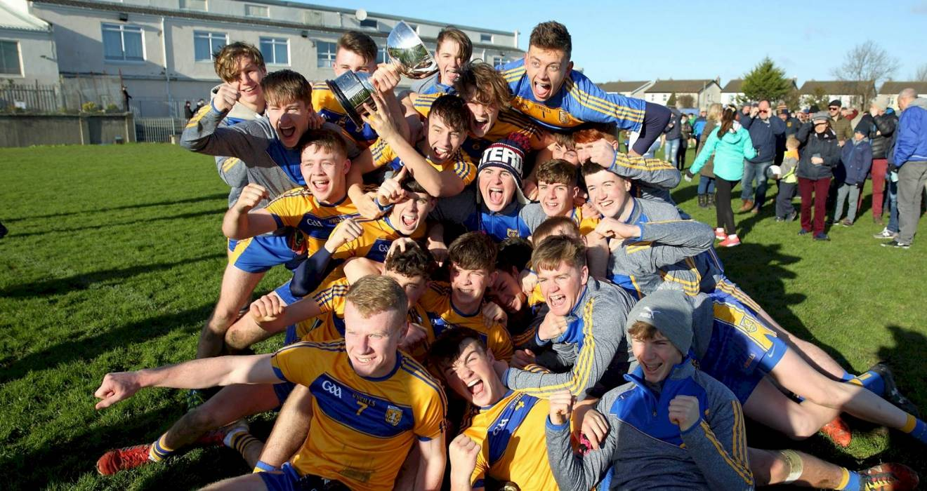 Late Lacey goal sees Na Fianna secure MFC 'A' title