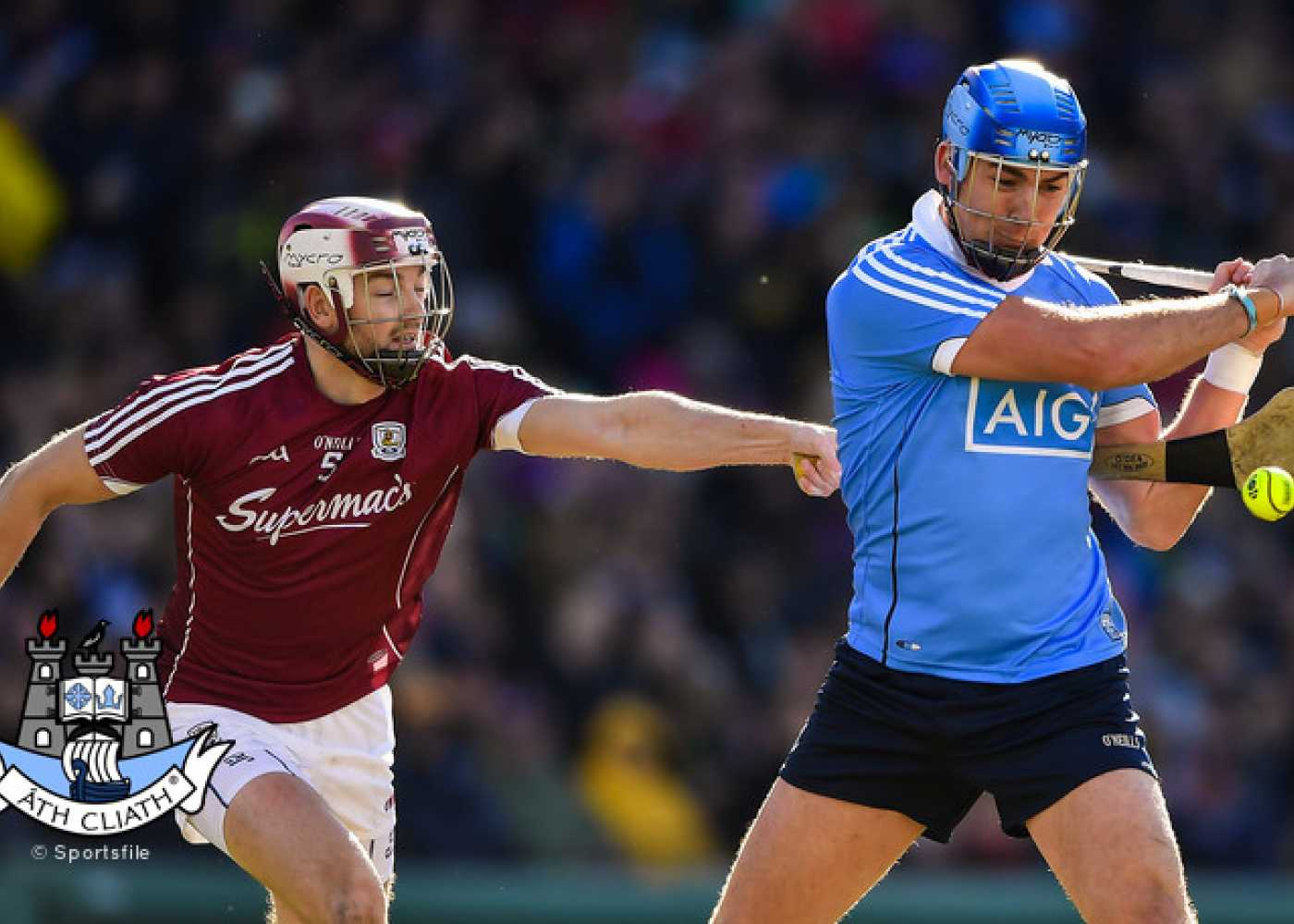 Galway defeat Dubs in AIG Fenway Classic