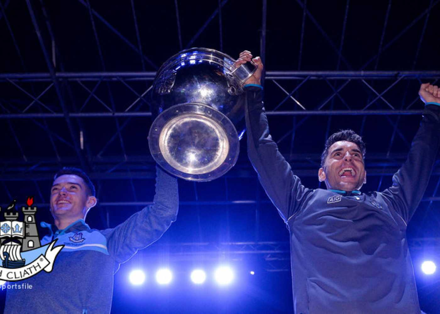 Bernard Brogan ready to go again in 2018