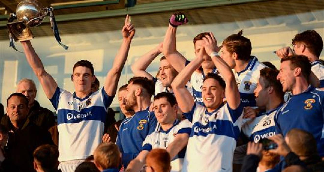 Vincent's lead way in 2017 Dublin Bus/Herald Football Dubs Stars