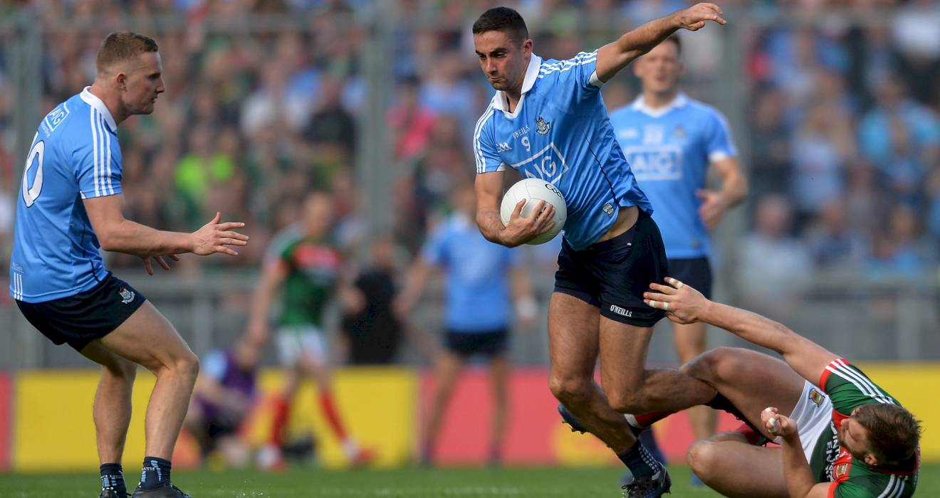 James McCarthy named Leinster Footballer of the Year