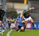 Senior hurlers caught cold by Wexford scoring surge
