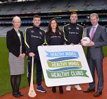 Clubs Encouraged To Join GAA Healthy Club Project