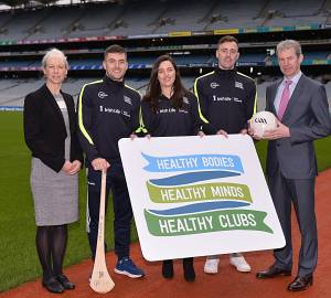 Dublin Clubs Encouraged To Join GAA Healthy Club Project